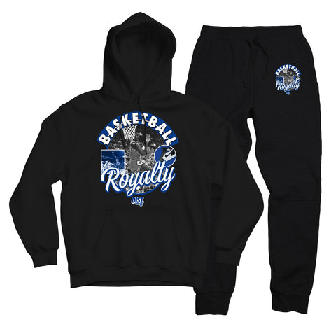 The Royalty Tech Fleece Set - District81 Clothing