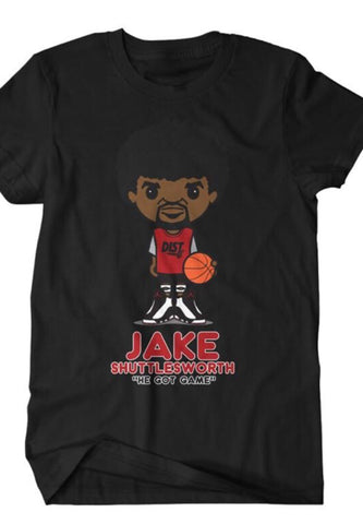 Jake Shuttlesworth T - District81 Clothing