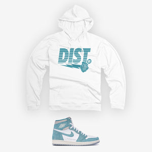 The Turbo Graphix Hoodie - District81 Clothing