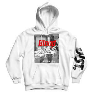The Blood Don't Make You Family Hoodie - District81 Clothing