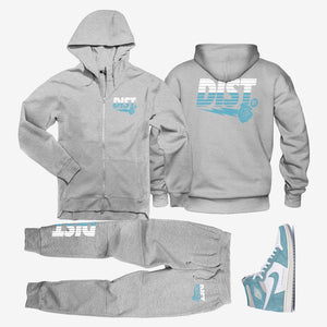 The Turbo Graphix Tech Fleece Jogging Suit - District81 Clothing
