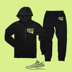 Stay Frozen Tech Fleece Jogging Suit - District81 Clothing