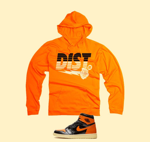 The Chocolate Thunder Hoodie - District81 Clothing
