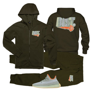 Yeezy Saga Black - District81 Clothing