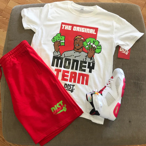 The Original Money Team Short Set