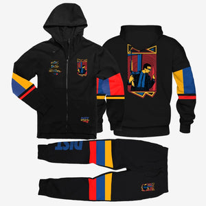 The BHM By Any Means pt III Pack - District81 Clothing