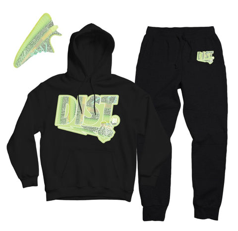 Alien Glow Tech Fleece Jogging Suit - District81 Clothing