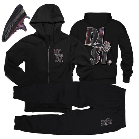 D81 Yecheli Pack Black - District81 Clothing