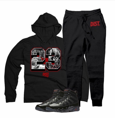 Celebrating 23 Tech Fleece Set - District81 Clothing