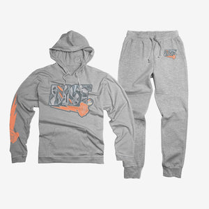 Copy of The D81 Inertia Wave Tech Fleece Jogging Pull Over Suit - District81 Clothing