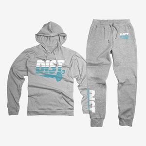 The Turbo Graphix Hoodie Only - District81 Clothing