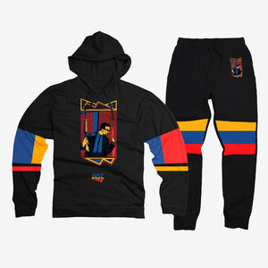 The BHM By Any Means pt III Pack Pull Over - District81 Clothing
