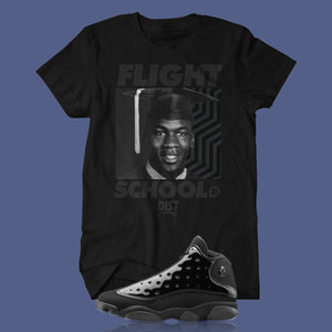 The Flight School Tee - District81 Clothing