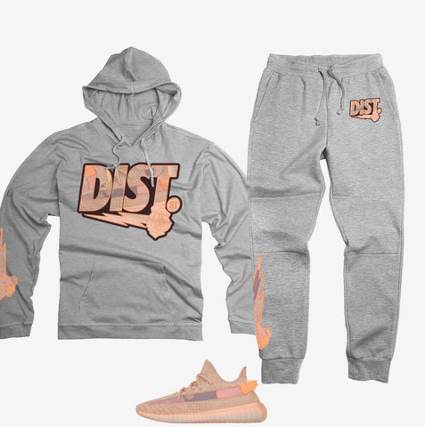 Clay Pull Over - District81 Clothing