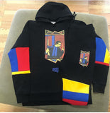 Malcolm By Any Means ZIP UP - District81 Clothing