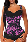 BIA Leopard Latex Sport Girdle Waist Trainer