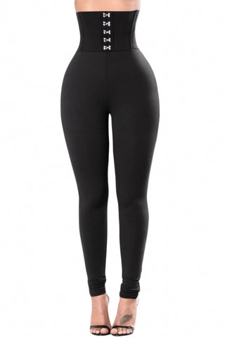NEW ARRIVAL Corset Belt High Waist Leggings