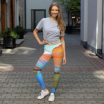 Biagoddess Brix Bright Frim Leggings