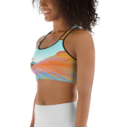 Biagoddess Brix Bright Sports bra