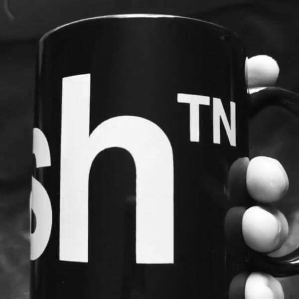 nashville coffee mugs, with nash TN logo