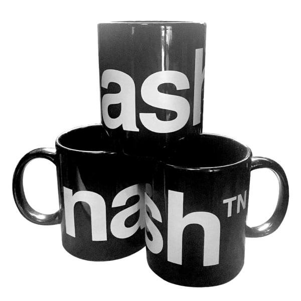 nashville coffee mugs, black nash TN coffee mug