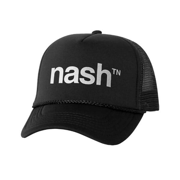 Nashville Foam Trucker Hat