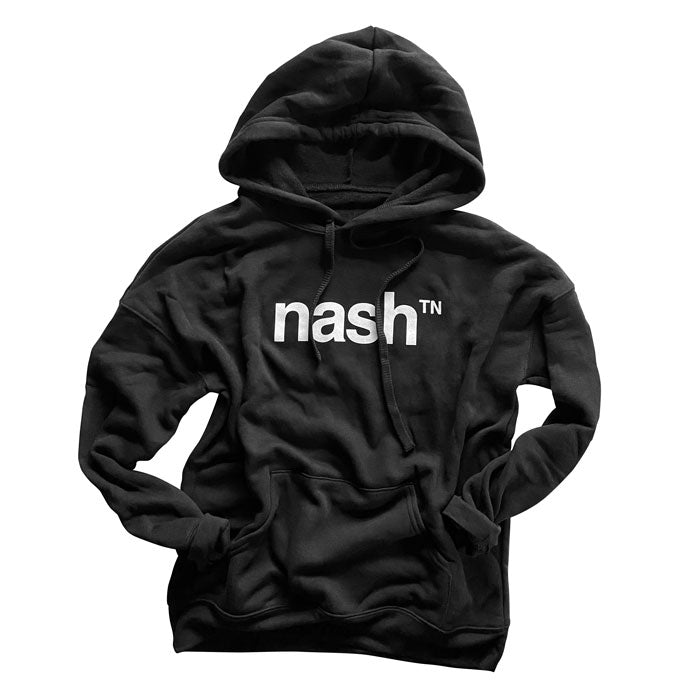 Nashville TN Sweatshirt Black