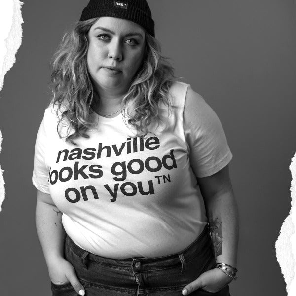 nashville style outfit nashᵀᴺ beanie and nashville shirt nashville looks good on you shirts