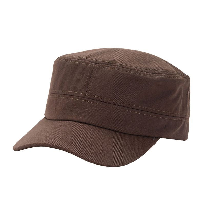 Women Outdoor Military Hat Army Cadet Patrol Castro Cap Men Golf Driving Summer Hat
