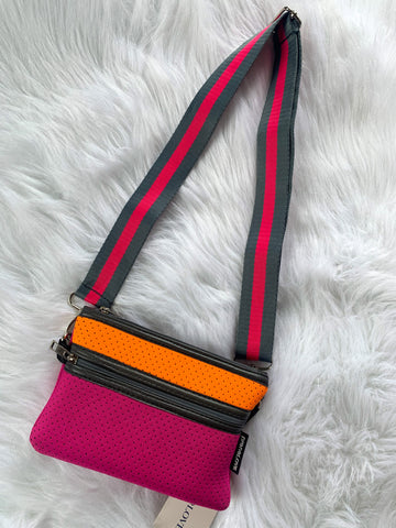 Pink Crush Belt Bag Crossbody