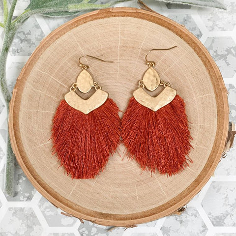 Tagus Earrings