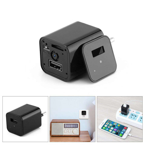 1080P HD USB Spy Camera