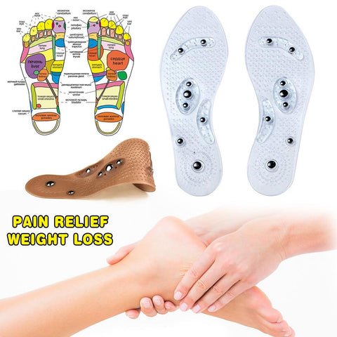 AccuSole (Acupressure Insoles)