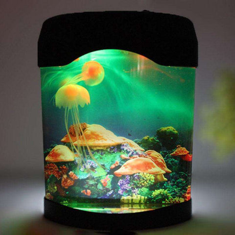 Amazing Mini Jelly Fish Aquarium