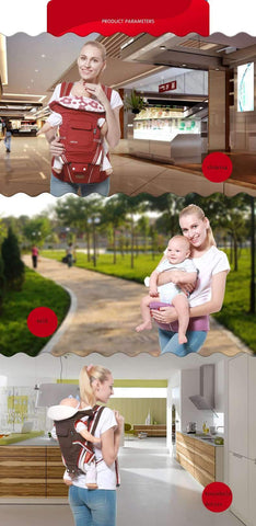 Baby - Best Baby Carrier (Ergonomic Carrier, Backpack, Hip Seat For Newborn Baby And Prevent O-type Legs Sling Baby Kangaroos)