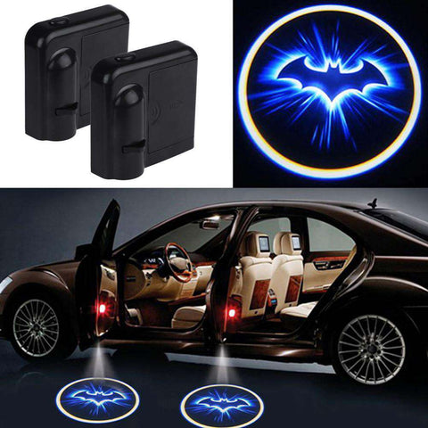 Batman Door Laser Light