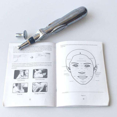 Best Acupuncture Pen (Pain Relief, Firms Skin, Promotes Wellness)