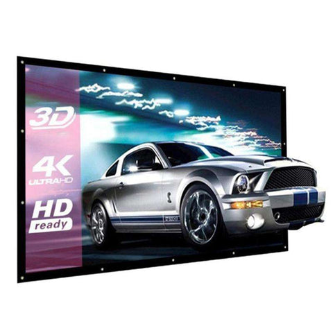 Best Home Theater Projector Screen