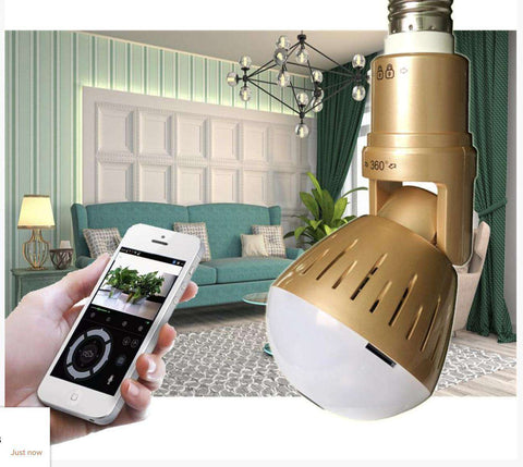 Best Light Bulb Dome Security Camera