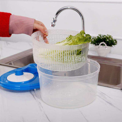 Best Salad Spinning Dryer