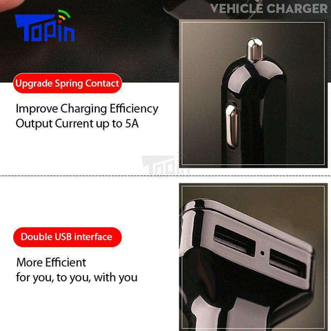Car Charger GPS Tracker