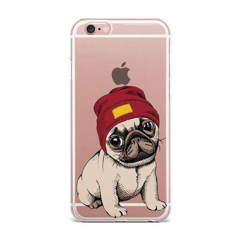 Cutest Pug IPhone Case