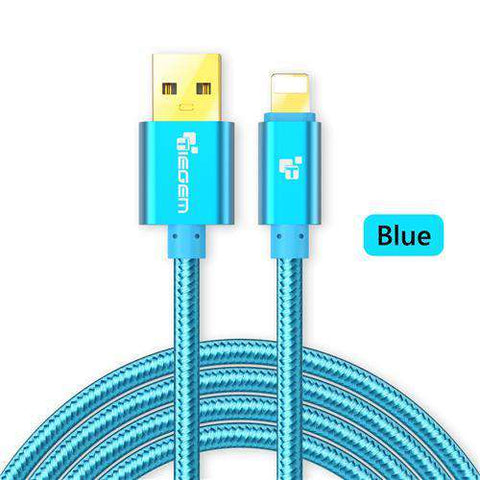 Fast USB Phone Charger Cable - Charge Up To 5X's Faster