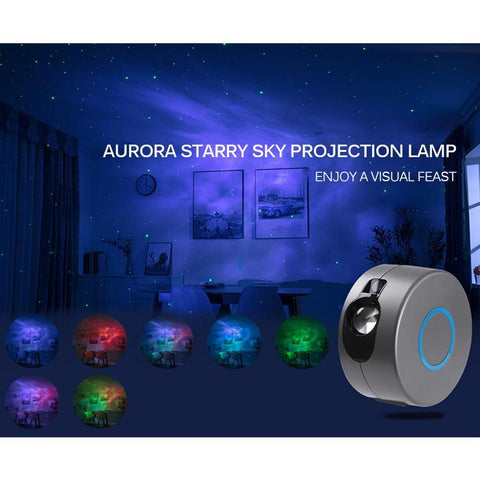 Galaxy Stars Projector Home Planetarium (Watch Demo Video Below)