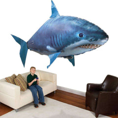 Giant R/C Air Shark And Goldfish