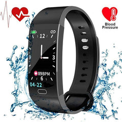 IHealth Pro Tracker (Blood Pressure Oxygen Level Heart Rate Sleep Monitor Smart Watch)