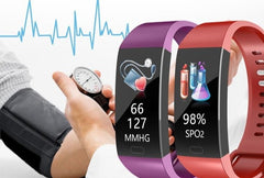 iHealth Pro Watch (Blood Pressure, Oxygen Level,  Heart Rate & Sleep Monitor Smart Watch)