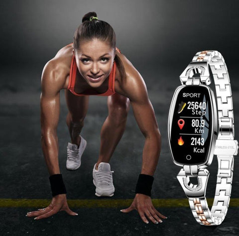 IHealth Sassy Bracelet (Heart Rate, Blood Pressure, Blood Oxygen & Sleep Monitor And Fitness Tracker)