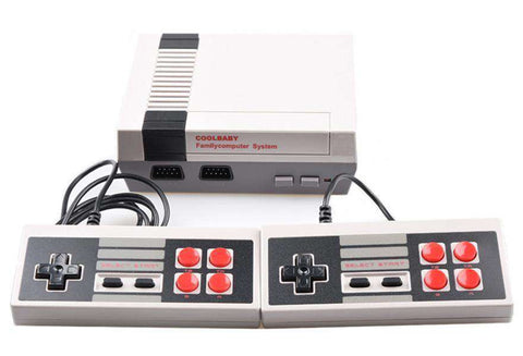NES Game Machine With 500 Classic Built-in Games