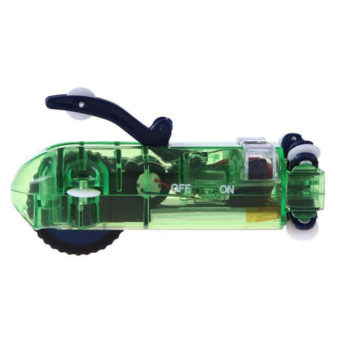 Remote Control Pipe Racing Trucks
